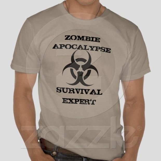 zombie apocalypse survival expert