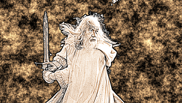 lord of the rings hobbit gandalf wallpaper 2