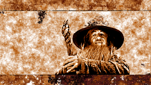lord of the rings hobbit gandalf wallpaper 4