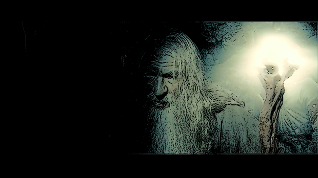 lord of the rings hobbit gandalf wallpaper 5
