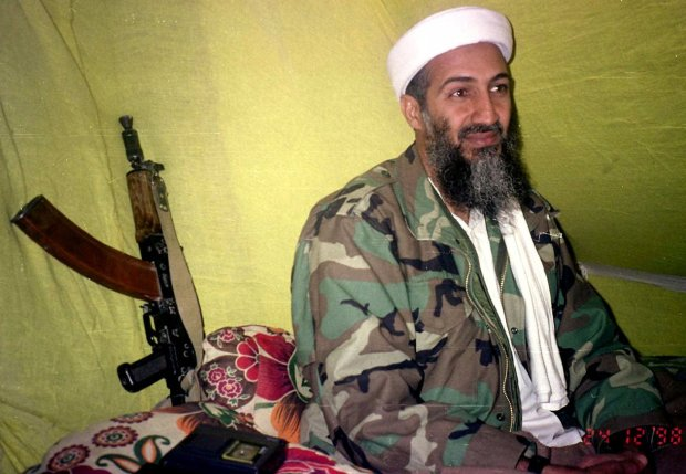 Osama Bin Laden records destroyed