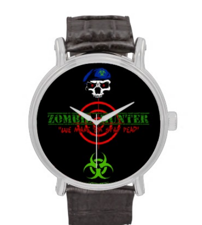 Zombie Hunter Tactical Watch